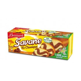 Brossard Savane Original French Chocolate Marble Cake (10.58oz/300g)