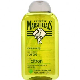 Le Petit Marseillais Shampoo w/ Lemon and Nettle Extract (8.4fl oz/250ml)
