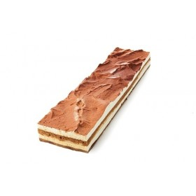 Tiramisu strip cake 25.7oz