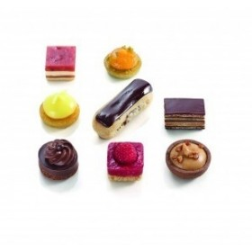Traditional Petit Fours 48 units