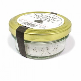 Black Truffle Sea Salt - PEBEYRE - (1.76oz/50g)