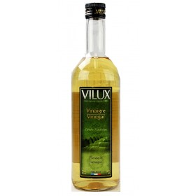 VILUX Tarragon Vinegar - French Vinaigre a l'estragon (16.9oz/500ml)