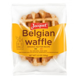 Authentic Belgian Waffle (3.5oz/100g)