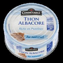 Albacore tuna nature Connectable (160g/5.64oz)