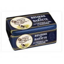 Isigny Churned butter with crystal salt