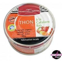 Tuna With Organic Catalan Sauce - Mouettes D'Arvor