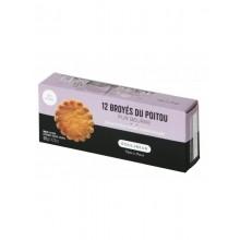 Goulibeur butter shortbreads - broyés du Poitou (4.23oz/120g)