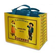 French Chocolat Suchard Shopping bag