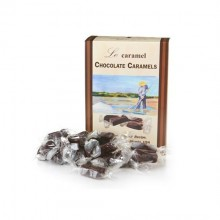French Chocolate Caramels candies / All natural