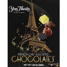 Small Eiffel Tower - 20pc Assorted Chocolates