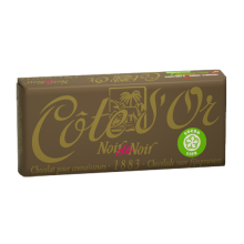 Cote d'Or Belgian dark Chocolate Noir de Noir (5.3oz/150g)