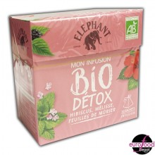 Organic Herbal Detox Infusion by Elephant