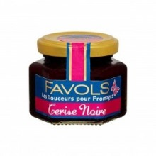 Black Cherry Fruit Spread for Sheep milk Cheeses - Favols