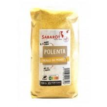 Sabarot Polenta