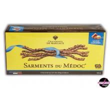 Sarments Milk chocolate twigs w/ caramel Chocolaterie de Margaux