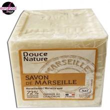 Marseille cube soap Douce Nature