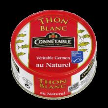 White Germon tuna nature Connectable (160g/5.64oz)