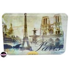 "Cookie Tin Box ""Paris"""