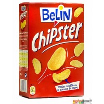 Belin Chipster French Potato Chips (2.6oz/75g)