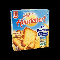 LU Biscotte Heudebert - Pain Grille - 34 Slices - (10.5oz/300g)
