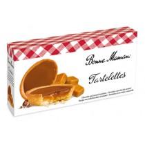 French Chocolate and Caramel Tarts Bonne Maman (4.4 oz/125g)