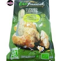 Biofournil Bread - 6 Organic Multigrain Mini Loaves (360 g)