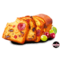 Brossard Cake anglais - fruit cake 400g