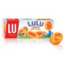 LU Barquette 3 Chatons Apricot (4.3oz/120g)