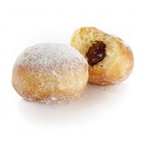 Mini beignets Chocolate hazelnut from France (175 unitsX8.09lb)