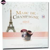 Marc de champagne rosé chocolate by Abtey (5.29oz/150g)