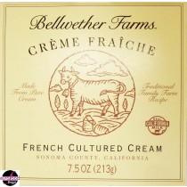 Creme Fraiche Bellwether farms (7.5oz/213g)