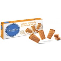Crepe Dentelle (Crispy Brittany Crepes) With Caramel-By Gavottes