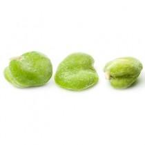 Peeled Fava Beans - Fève -White Toque (2.2lb/1kg)