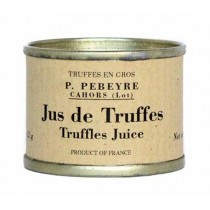 Truffles Juice in tin from from P.Pebeyre in France (22g- 0.9 oz)