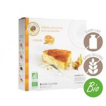 Gluten Free - Orange and hazelnut gourmet cake - Organic
