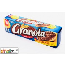 Granola French Milk Chocolate Cookies