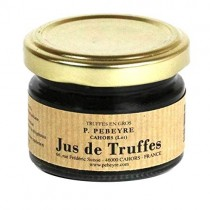 Truffles Juice in jar from from P.Pebeyre in France (45ml)