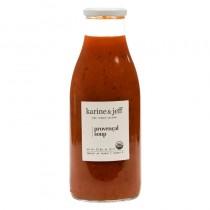 Organic Provençal Soup Vegan by Karine and Jeff (1lt/33.8 fl oz)