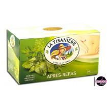 La Tisaniere Après-repas / Herb Tea 25 bags