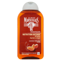 Le Petit Marseillais French Shampoo with Shea & Argan oil  (8.4fl oz/ 250ml)