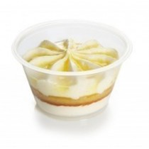 Individual Lemoncello Dessert Cup made in Italy