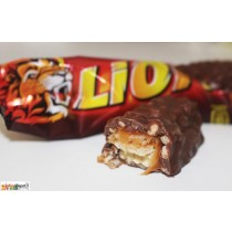 Nestle Lion Chocolate Bars