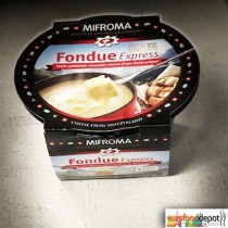 Individual Mifroma Original Swiss Cheese Fondue from Swiss