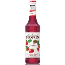 Strawberry Syrup - Monin - French