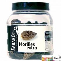 Dried Morels wild mushrooms - Champignons Morilles (1oz/30g)