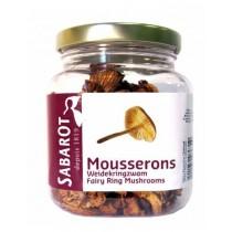 Dried Fairy Ring mushrooms - Mousserons des prés séchés (1oz/30g)