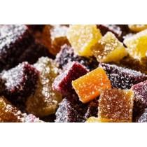 Fruit Jellies (3oz/90g) Raspberry, Apricot , Strawberry
