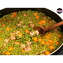 All Natural French Peas Extra fine - White Toque