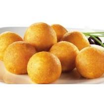 Puff Potatoes - Pommes Dauphine, Pre-fried potatoes (2.2LB/1Kg)
