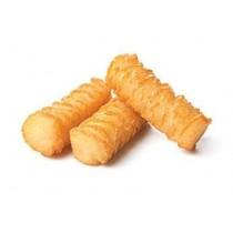 Belgium Croquettes Potatoes Pre-fried (2.2LB/1Kg) White Toque